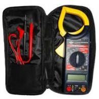 Alicate Amperimetro c/ Multimetro Digital BRASFORT
