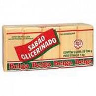 Sabão em Barra ( 5 peças de 200 g )