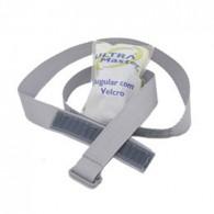 Jugular Tecido Ultraplug para Capacete