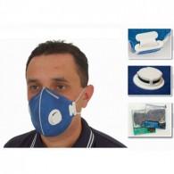 Respirador PFF1 Com Válvula