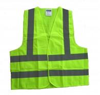 Colete Refletivo Blusão Noturno Verde Limão