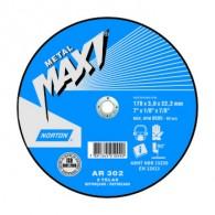Disco de Corte Norton Maxi