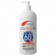 Protetor Solar FPS60 1L Bombona Nutriex