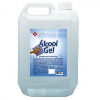 Alcool  Gel 70  5Lts