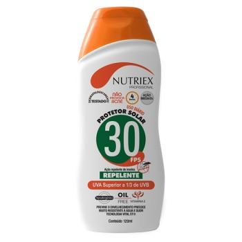 Protetor Solar FPS30 Nutriex
