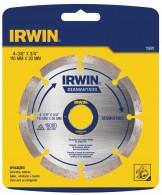 Disco Diamantado Segmentado 110x20mm - Irwin