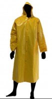 Capa PVC Forrado Amarela ´G´ 0,28mm