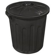 Cesto Lixo  30 litros Simples com Tampa