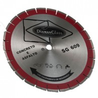 Disco Diamantado 350mm SG609 Diamanglass