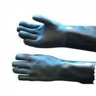 Luva PVC Forrada Áspera 46 cm