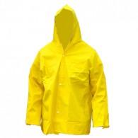 Jaqueta PVC Forrado Amarela