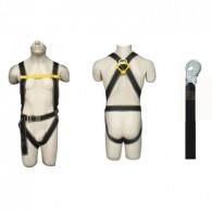 Cinto de Segurança Alpinista 1P c/Talabarte Cinta Athenas