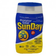 Protetor Solar FPS 30 Sunday Econômico