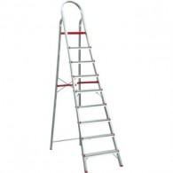 Escada Aluminio  9 Degraus