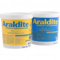 Adesivo Epoxi Araldite  1,80Kg (resina/endurecedo)
