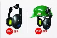 Abafador Kit para Capacete KPC SPR(15dB)